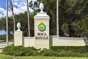 Boca Royale Golf & County Club Home For Sale